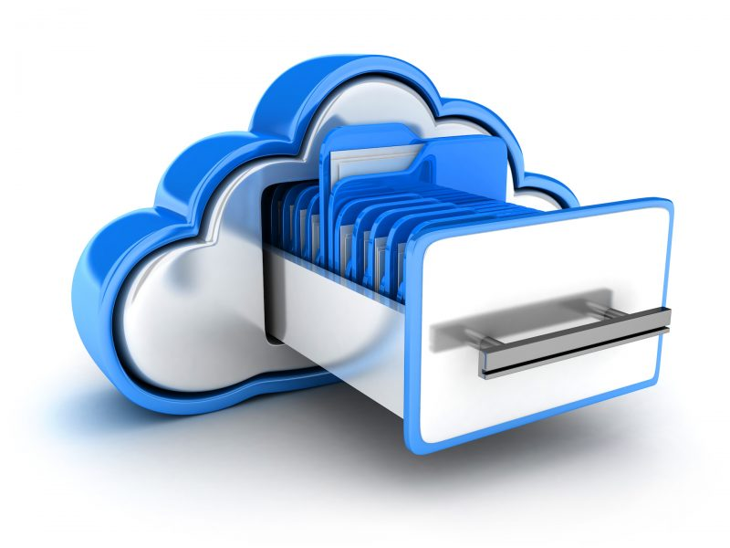 Get Your Documents out of the File Cabinet and into the Cloud